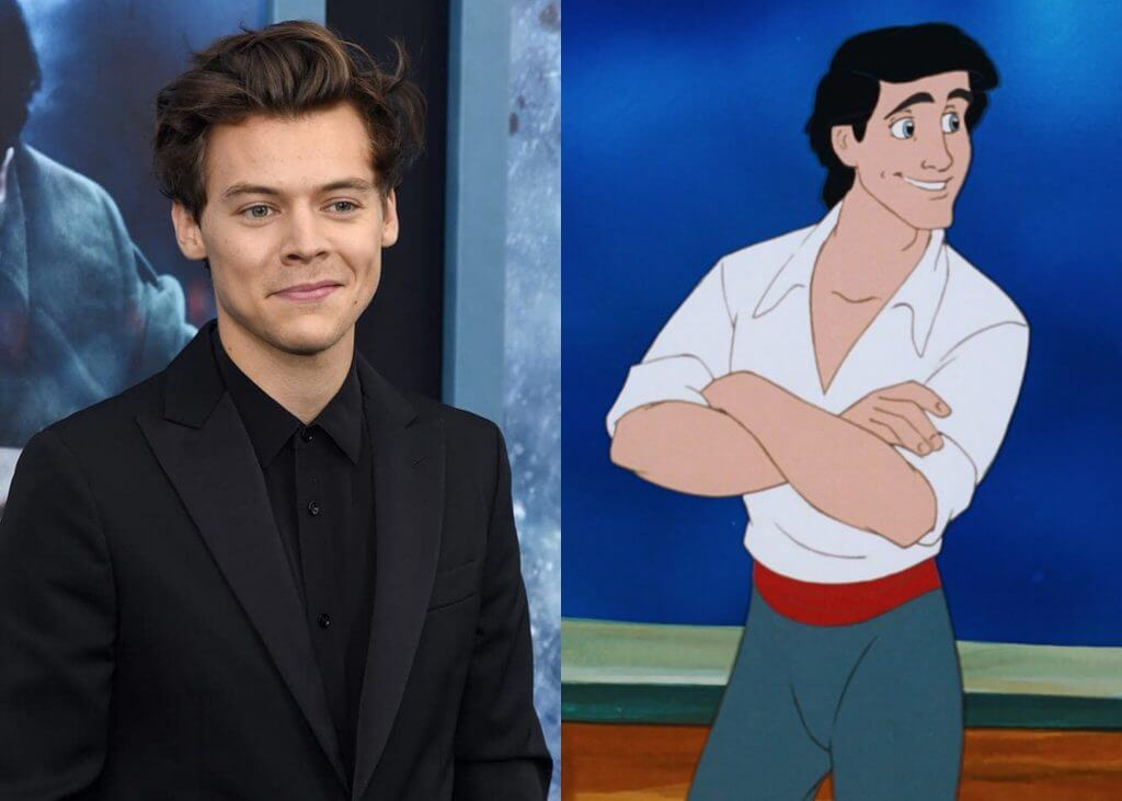 EXCLUSIVE: Harry Styles Has Officially Signed On To Play Prince Eric in 'The Little Mermaid' -