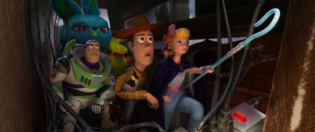 will toy story 4 cross the  1 billion mark this week