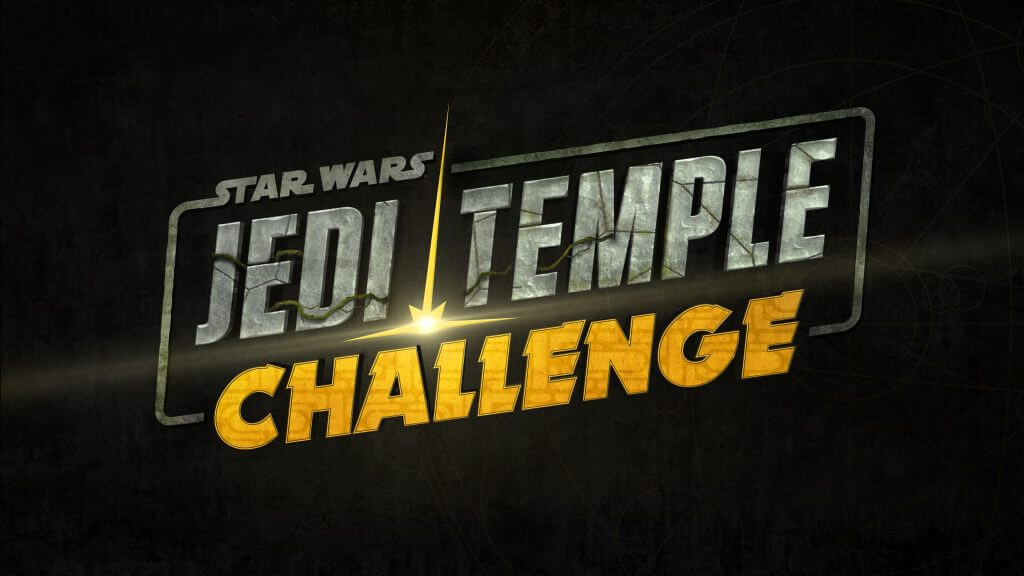 Ahmed Best (Jar Jar) will be hosting a Jedi Temple Challenge gameshow in 2020