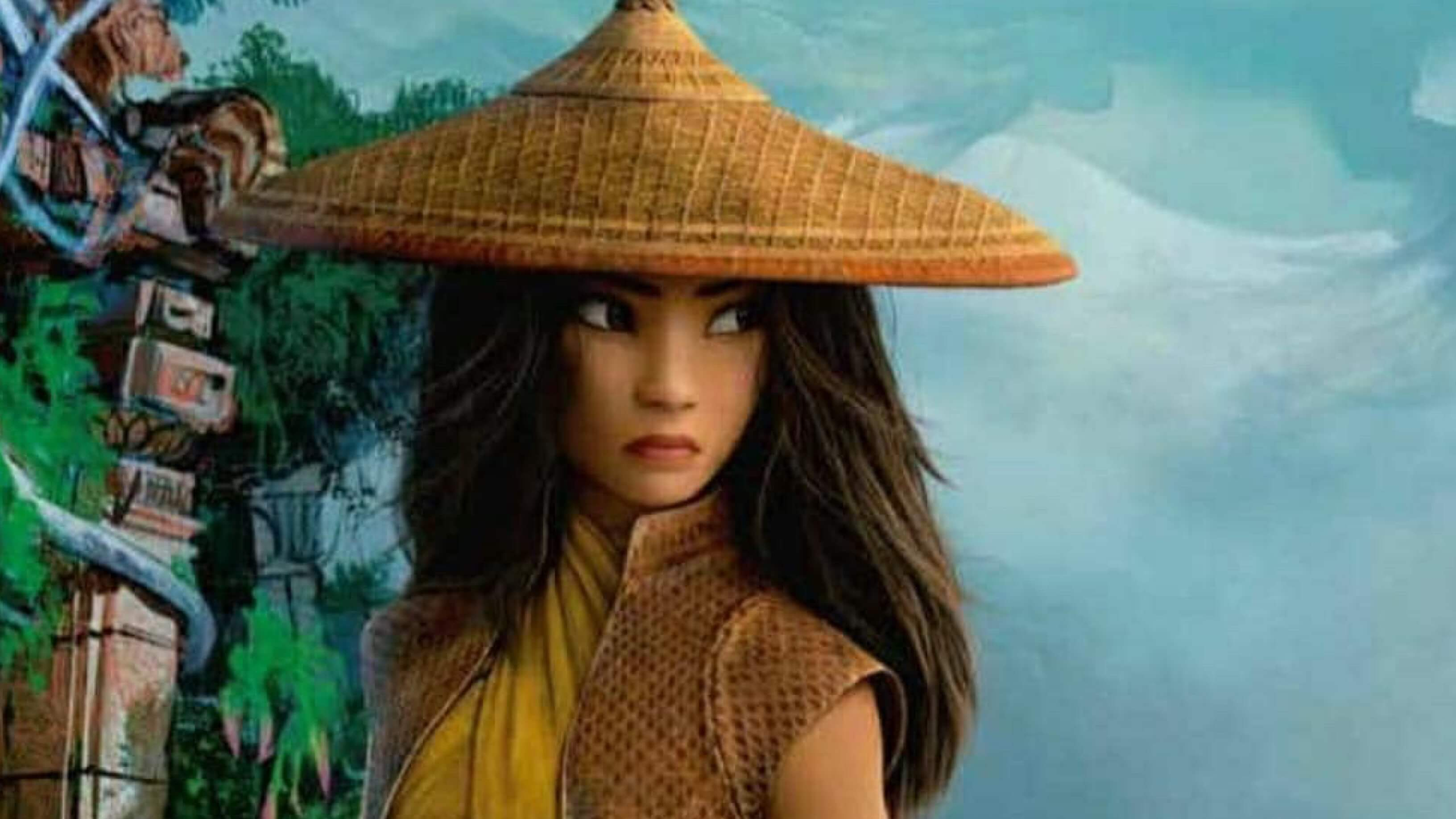 Promotional Image For Disney's 'Raya and the Last Dragon' Has Debuted -
